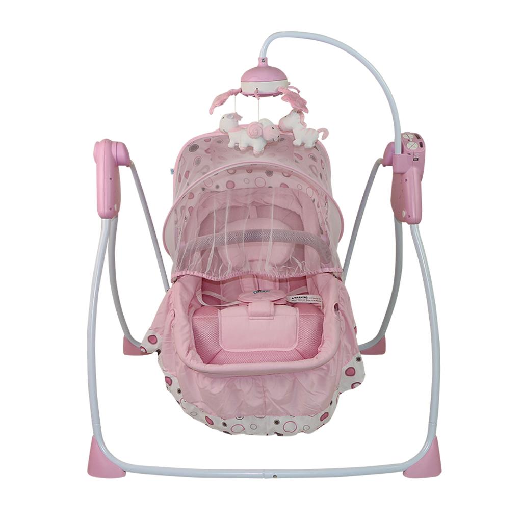 เก้าอี้ชิงช้า Fico รุ่น TY819 สีชมพู