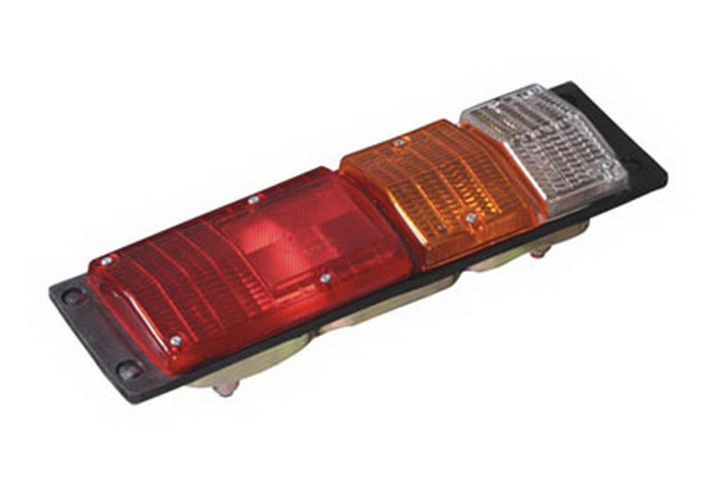 04-423 Rear Combination Lamp, Steel Housing
