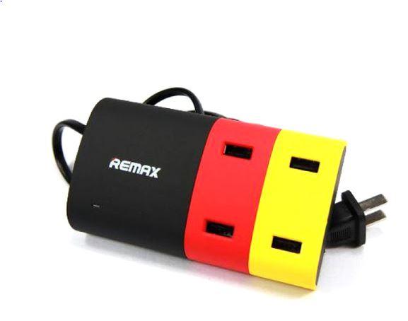 ที่ชาร์จ REMAX 4 USB HUB แท้