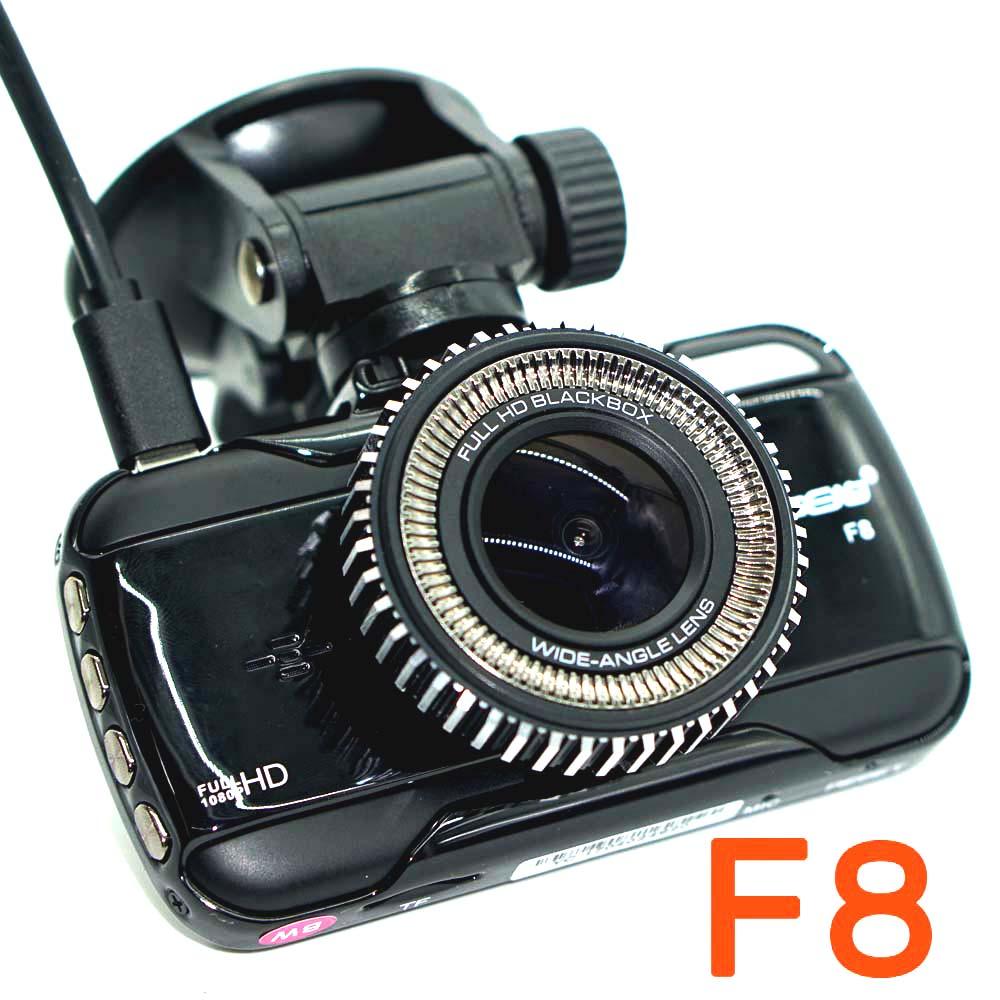 กล้องติดรถยนต์ 1080FHD 12MP 180องศา รุ่น F8
