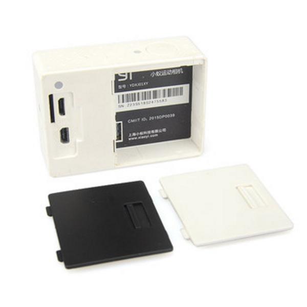 ฝาปิดช่อง USB/HDMI และฝาแบตเตอรี่กล้อง Yi Action (เวอร์ชั่น US + จีน รุ่น Upgrade Version)