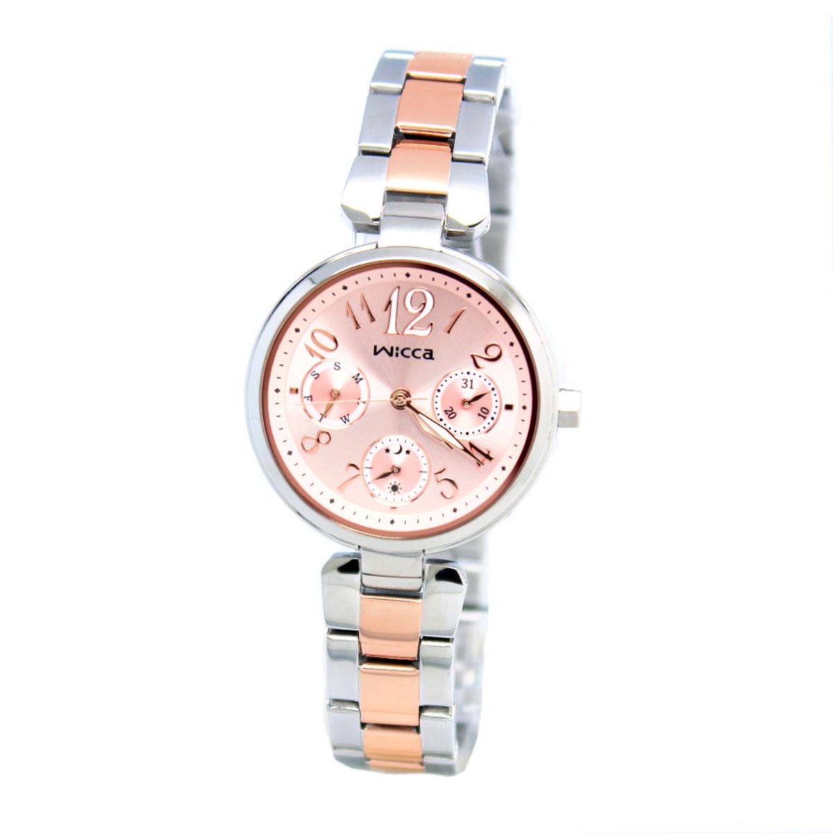 นาฬิกาผู้หญิง Citizen รุ่น BH7-431-91, Analog Dress QUARTZ Silver JAPAN Watch