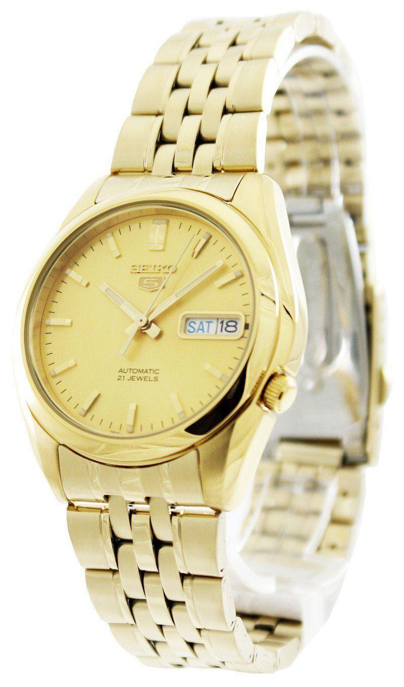 นาฬิกาผู้ชาย Seiko รุ่น SNK366K1, Seiko 5 Automatic Men's Watch
