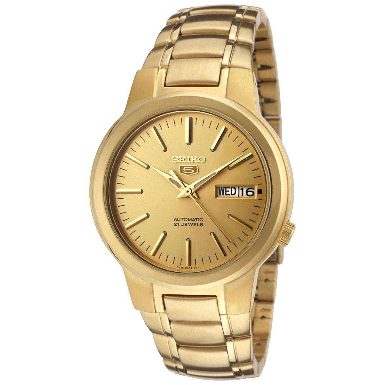 นาฬิกาผู้ชาย Seiko รุ่น SNKA10K1, Seiko 5 Automatic Men's Watch