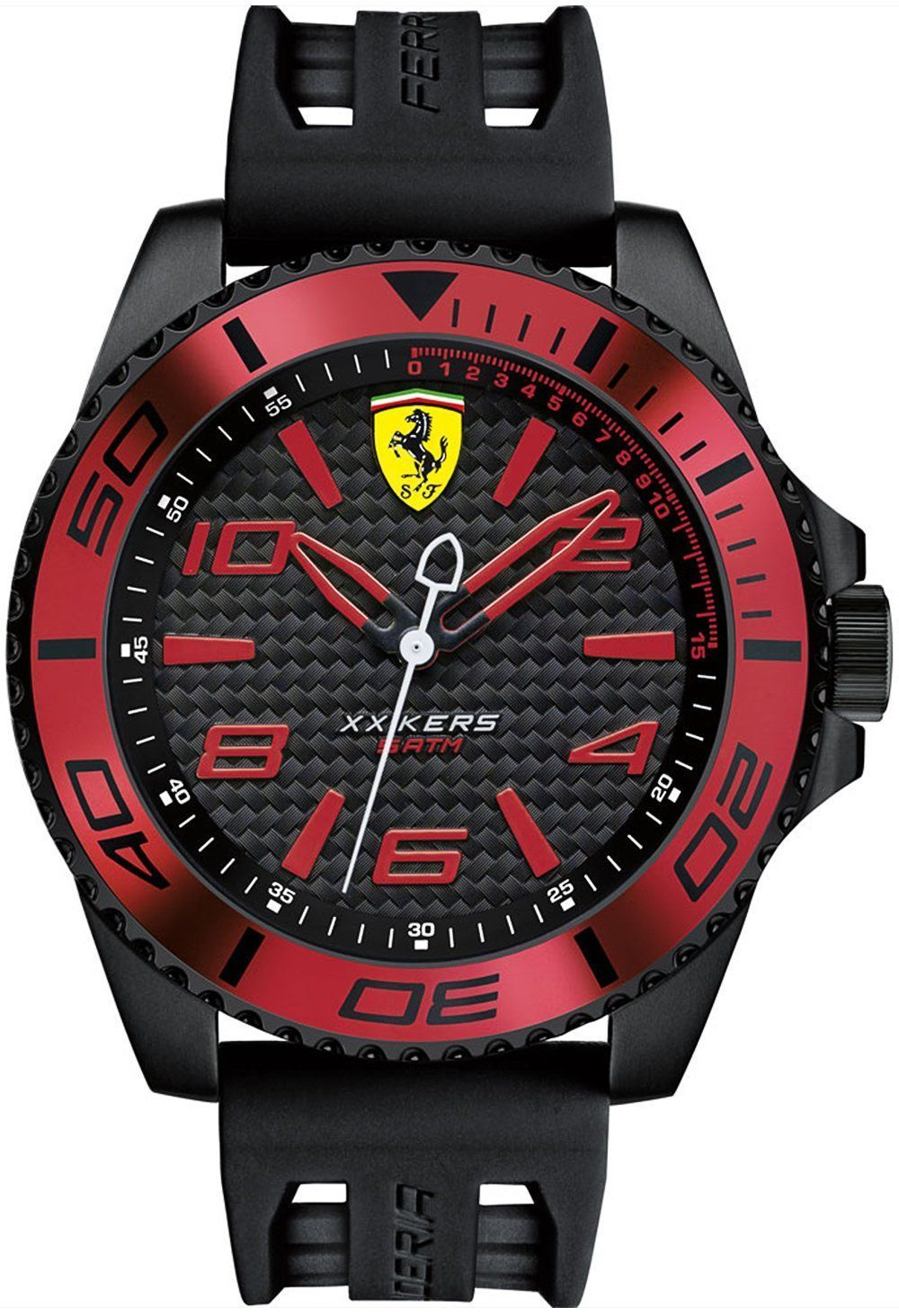 นาฬิกาผู้ชาย Ferrari รุ่น 0830306, XX Kers