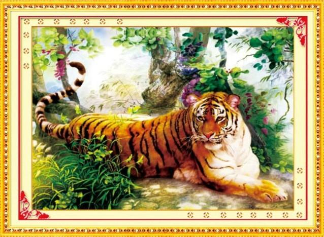 King of the Forest (พิมพ์ลาย)
