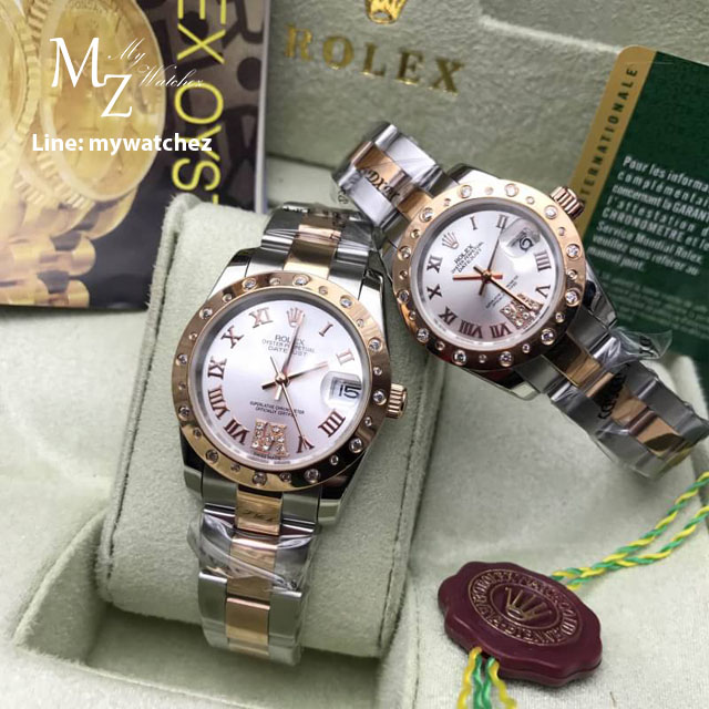 Rolex Oyster Perpetual 31 MM - Silver Dial