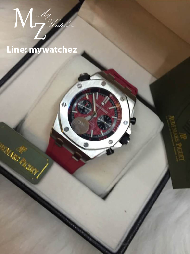 Audemars Piguet Royal Oak Offshore Diver Chronograph REF.# Deadpool Version