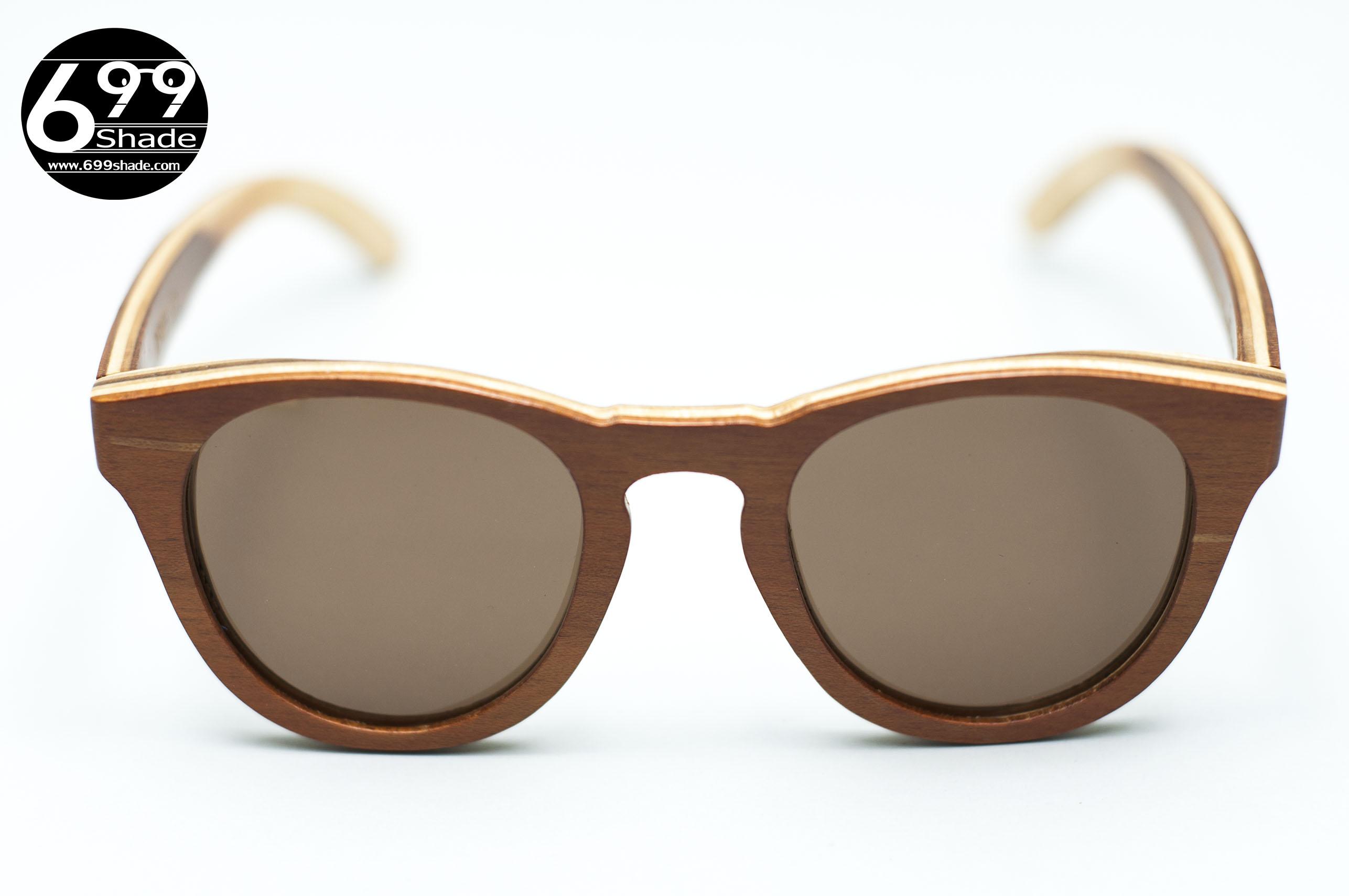 BoardFrame แว่นกันแดด ไม้ skateboard รุ่น 855