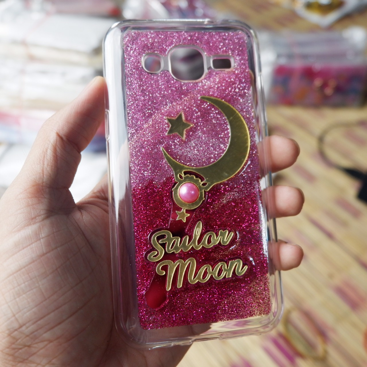 กากเพชร Sailor Moon J2