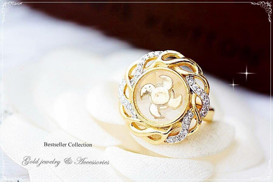แหวนกังหันแชกงหมิว รหัส INJ834(สินค้าหมด)