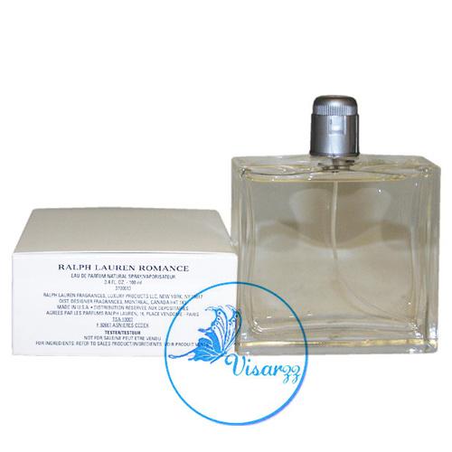(กล่อง Tester ลด 45%) Ralph Lauren Romance EDP 100mL กลิ่นโรแมนติก สำหรับทุกฤดูกาล กลิ่นยอดนิยม ขายดีตลอดกาล