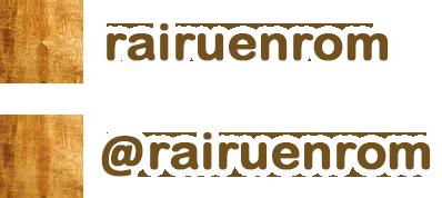 http://www.instagram.com/rairuenrom
