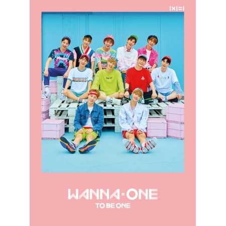 "[PRE-ORDER] WANNA ONE - 1st Mini Album ""1X1=1 (TO BE ONE)"" (Pink Ver.) (Re-Stock ใหม่ 19/02/61 ไม่มีโปสเตอร์)"