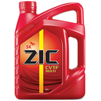 Zic CVTF MULTI เกียร์ ขนาด 4 ลิตร