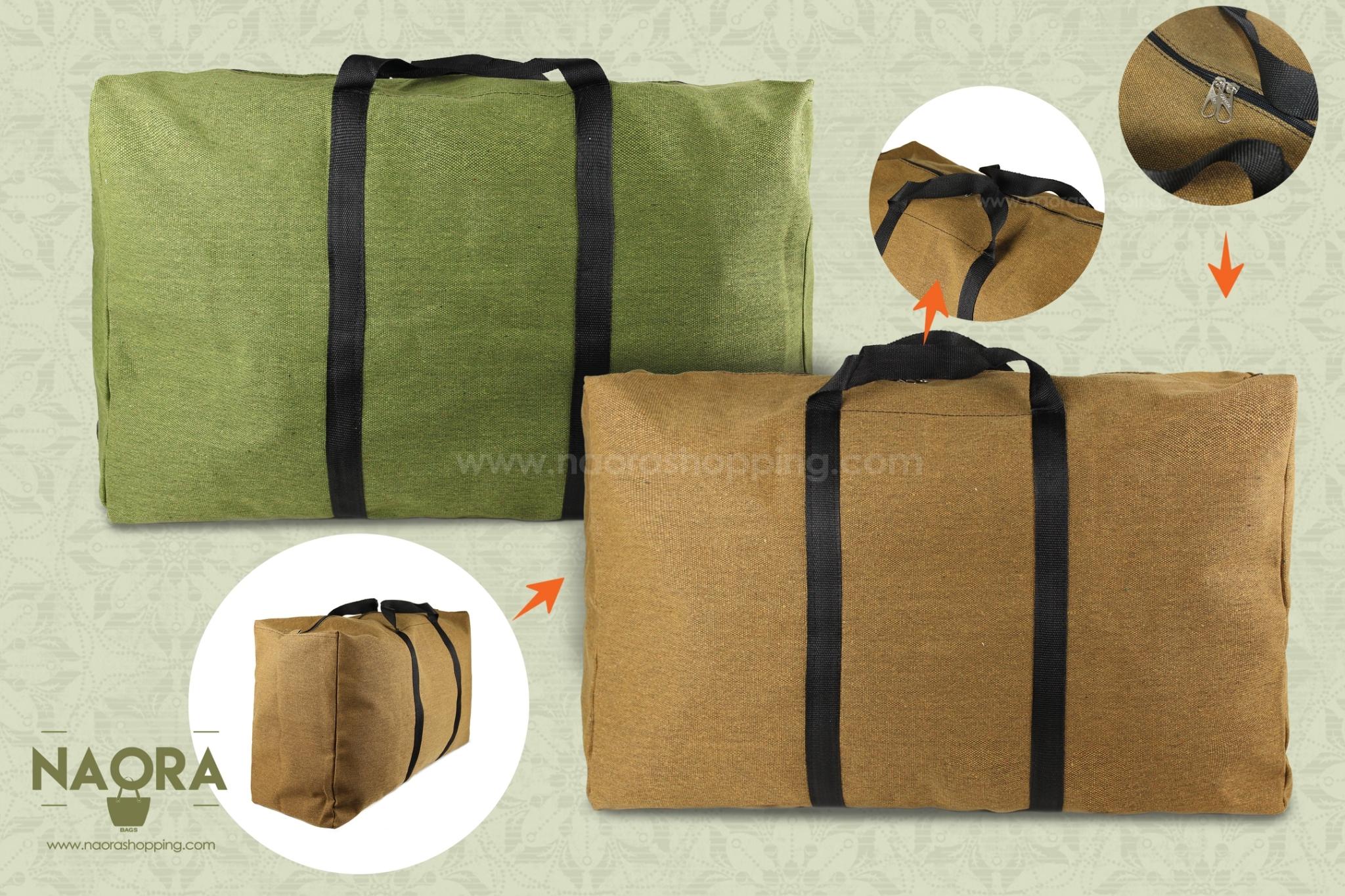 กระเป๋าไซด์ Jumbo แบบถือ