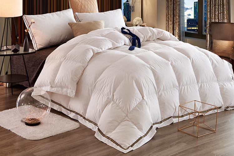 ผ้าห่มขนห่านแท้
