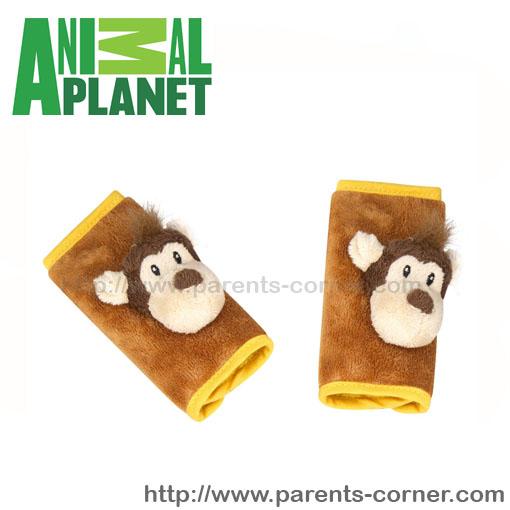 สายหุ้มเข็มขัดนิรภัยสำหรับน้อง0+ Animal Planet ลิง