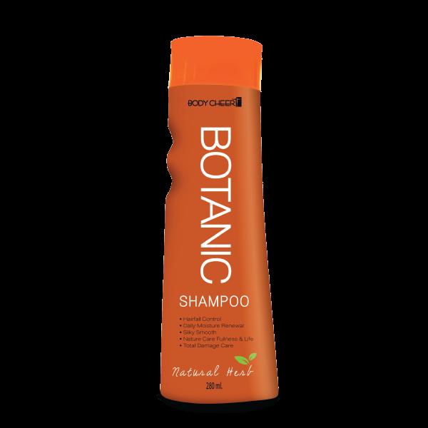 Botanic Shampoo โบทานิค แชมพู