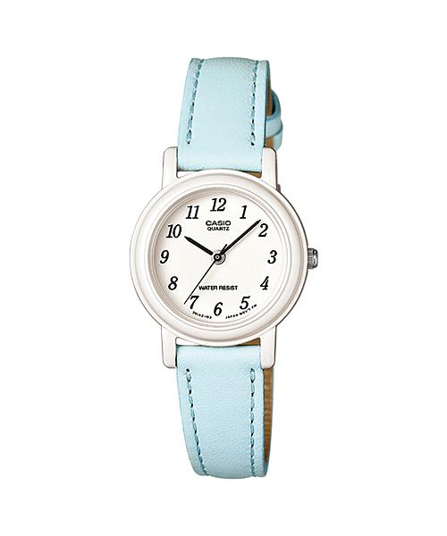 นาฬิกา คาสิโอ Casio STANDARD Analog'women รุ่น LQ-139L-2B ของแท้ รับประกัน 1 ปี