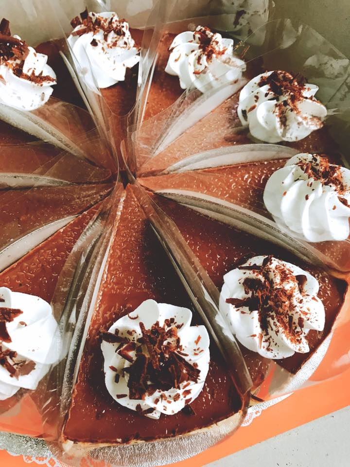 Tripple Chocolate Cheesecake