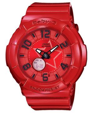 นาฬิกา คาสิโอ Casio Baby-G Neon Illuminator รุ่น BGA-133-4B