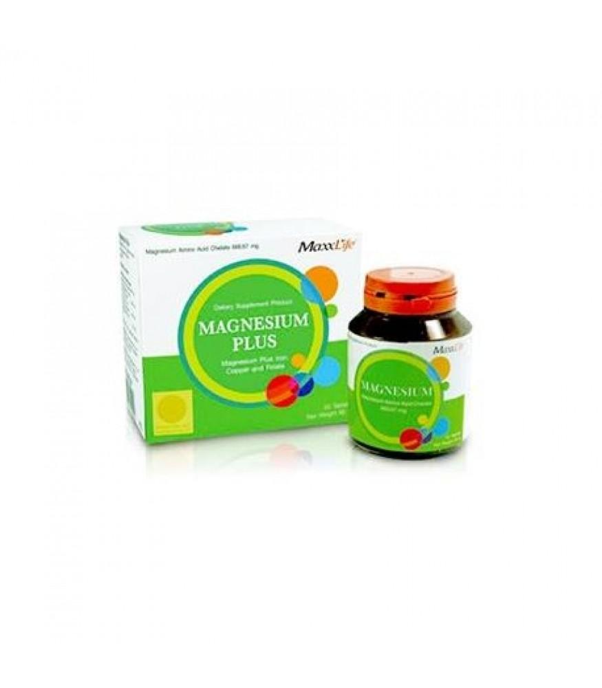 WellGate MaxxLife Magnesium Plus 60s