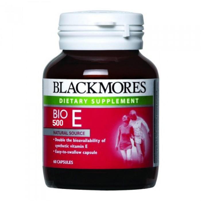 Blackmore Bio E 500iu 60s