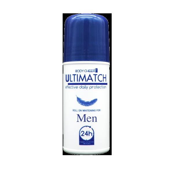 โรลออน อัลติแมทช์ สำหรับสุภาพบุรุษ ( Ultimatch Roll on for Men ) ผลิตภัณฑ์ Successmore