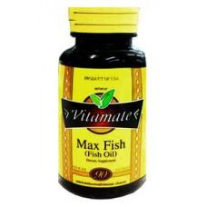 Vitamate Maxx Fish oil 90เม็ด สำเนา