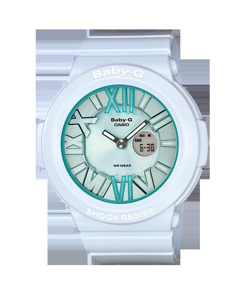 นาฬิกา คาสิโอ Casio Baby-G Neon Illuminator รุ่น BGA-161-2B