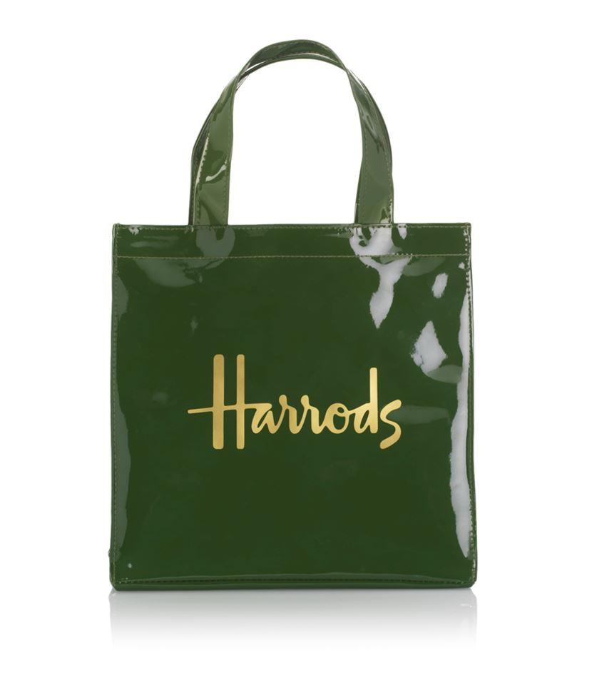 กระเป๋าแฮร์รอดส์ของแท้ Harrods Small Signature Shopper Bag