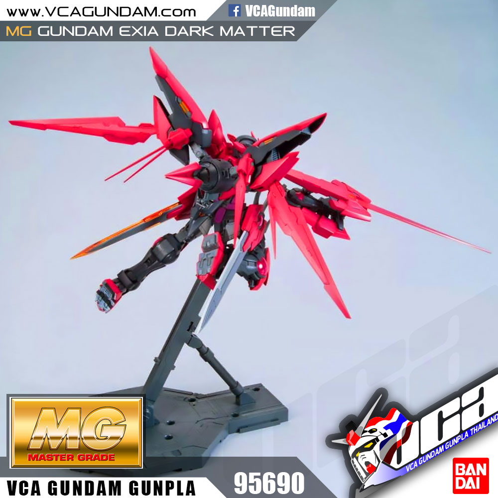 MG Gundam Exia Dark Matter กันดั้ม เอ็กเซีย ดาร์ค แมตเตอร์