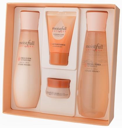 Etude House etude Moistfull Collagen Skin Care Special Set
