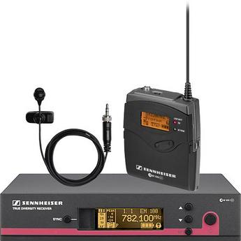 Sennheiser EW122 G3 Wireless Bodypack Microphone System with ME4 Lavalier Mic (B / 626 - 668 MHz )