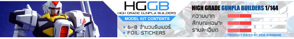 What is HGGB กันดั้ม กันพลา คืออะไร?