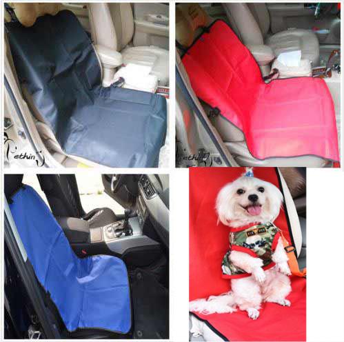 ที่นั่งสุนัขกันเปื้อนในรถยนต์เบาะหน้า
