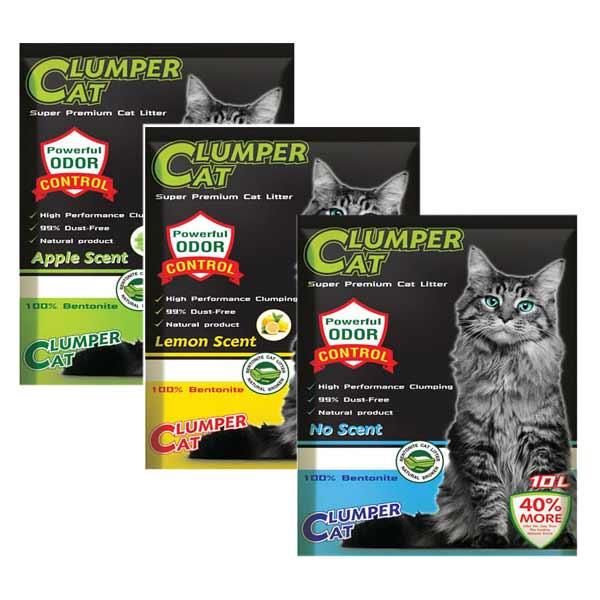 ทรายแมว Clumper Cat