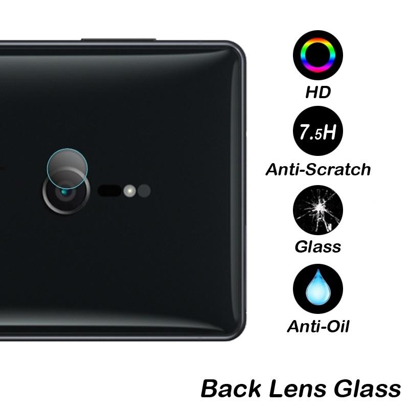 ฟิล์มป้องกันเลนส์กล้อง [แพ็ค 2 ชิ้น] Sony
