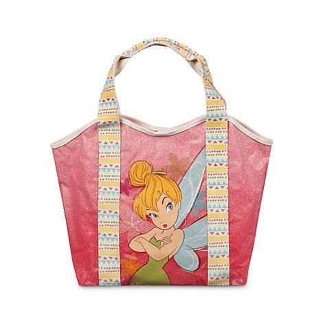 กระเป๋าใส่ของใช้ อุปกรณ์ว่ายน้ำ Tinker Bell Swim Bag [USA]