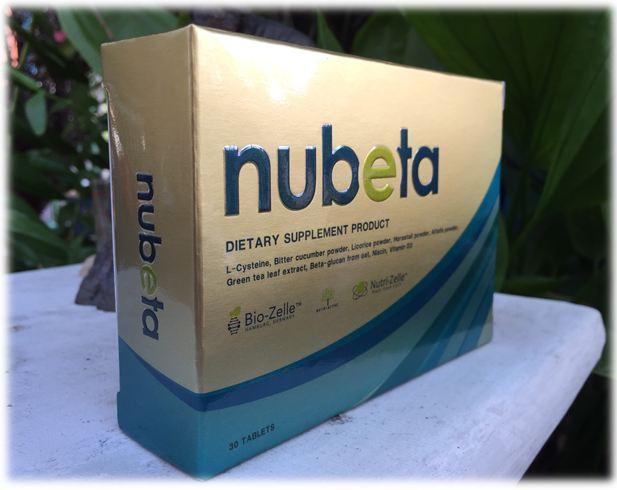 สมุนไพรได้ใจคนชรา นูเบต้า (Nubeta)