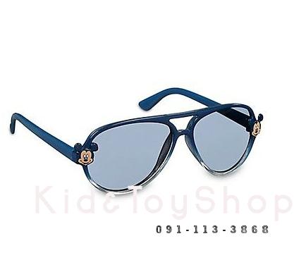 แว่นตากันแดดเด็กเล็ก Mickey Mouse Sunglasses [USA]