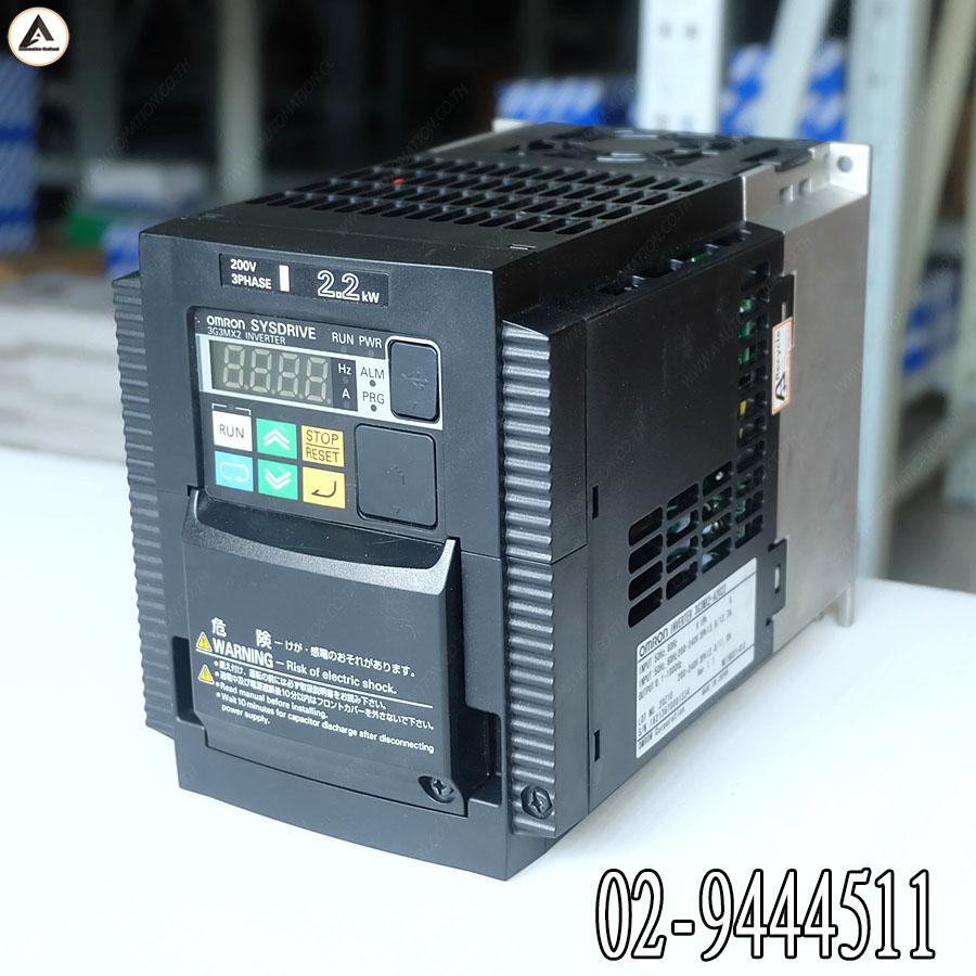 ขาย Inverter Omron รุ่น 3G3MX2-A2022