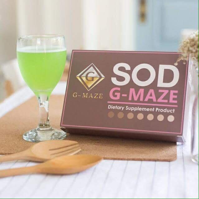SOD G-Maze จี เมซ น้ำเด็ก