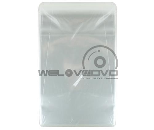 OPP Plastic Bags for DVD แบบหนา เกรด A (100 PCS)