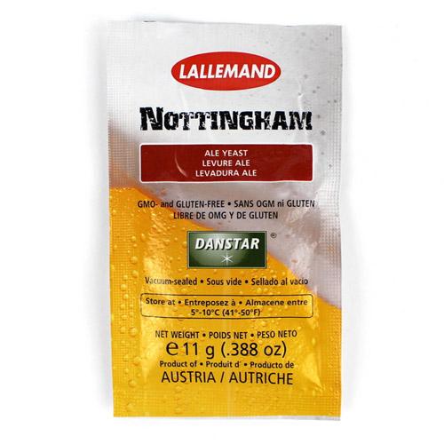 Nottingham Ale 11 g.