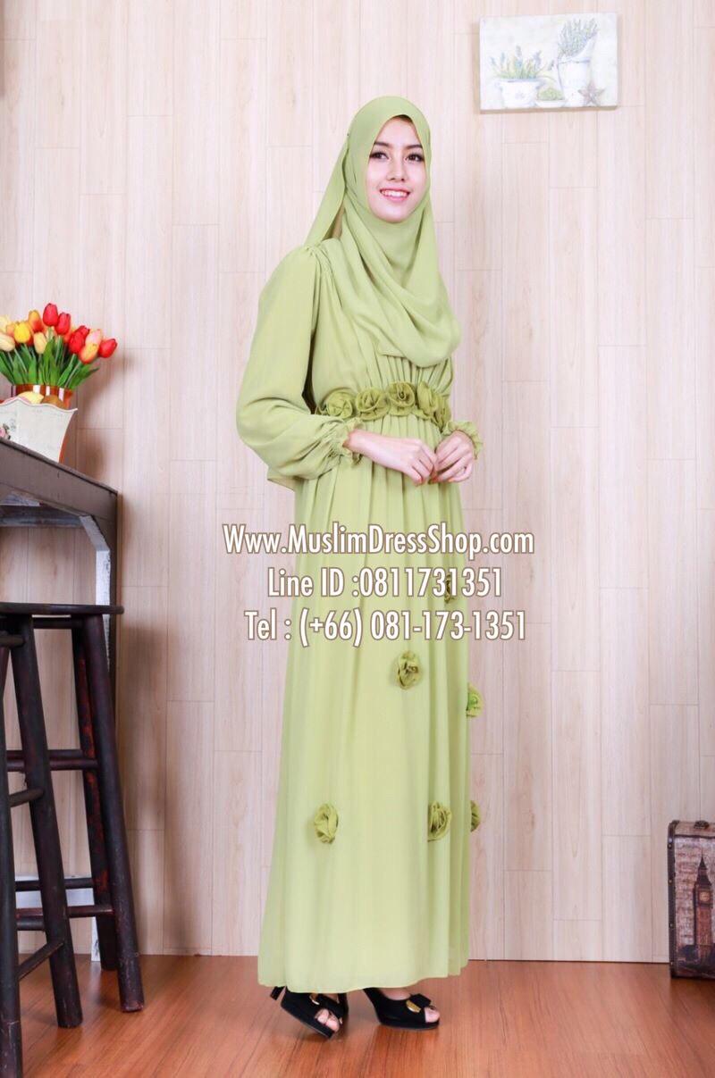 ชุดเดรสมุสลิมแฟชั่นพร้อมผ้าพัน ชุดเดรสชีฟองแต่งกุหลาบ ID : RosBB 01 MuslimDressShop by HaRiThah S. จำหน่าย เดรสมุสลิมไซส์พิเศษ ชุดมุสลิม, เดรสยาว, เสื้อผ้ามุสลิม, ชุดอิสลาม, ชุดอาบายะ. ชุดมุสลิมสวยๆ เสื้อผ้าแฟชั่นมุสลิม ชุดมุสลิมออกงาน ชุดมุสลิมสวยๆ ชุด มุสลิม สวย ๆ ชุด มุสลิม ผู้หญิง ชุดมุสลิม ชุดมุสลิมหญิง ชุด มุสลิม หญิง ชุด มุสลิม หญิง เสื้อผ้ามุสลิม ชุดไปงานมุสลิม ชุดมุสลิม แฟชั่น สินค้าแฟชั่นมุสลิมเสื้อผ้าเดรสมุสลิมสวยๆงามๆ ... เดรสมุสลิม แฟชั่นมุสลิม, เดเดรสมุสลิม, เสื้ออิสลาม,เดรสใส่รายอ แฟชั่นมุสลิม ชุดมุสลิมสวยๆ จำหน่ายผ้าคลุมฮิญาบ ฮิญาบแฟชั่น เดรสมุสลิม แฟชั่นมุสลิแฟชั่นมุสลิม ชุดมุสลิมสวยๆ เสื้อผ้ามุสลิม แฟชั่นเสื้อผ้ามุสลิม เสื้อผ้ามุสลิมะฮ์ ผ้าคลุมหัวมุสลิม ร้านเสื้อผ้ามุสลิม แหล่งขายเสื้อผ้ามุสลิม เสื้อผ้าแฟชั่นมุสลิม แม็กซี่เดรส ชุดราตรียาว เดรสชายหาด กระโปรงยาว ชุดมุสลิม ชุดเครื่องแต่งกายมุสลิม ชุดมุสลิม เดรส ผ้าคลุม ฮิญาบ ผ้าพัน เดรสยาวอิสลาม -