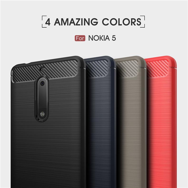 เคส Nokia 5 แบบ TPU กันกระแทก