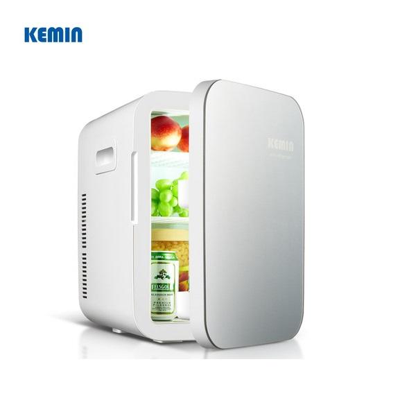 ตู้เย็นเล็ก Kemin 20L สีเทา