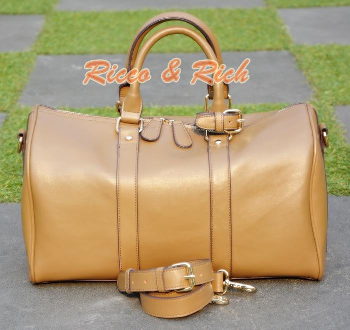 กระเป๋าหนังแท้ Lorita - Coffee